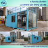 Haltbares vorfabriziertes Behälter-Haus für Büro