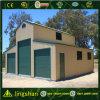 La alta calidad diseñó el almacén prefabricado de la estructura de acero del estilo de América (l-s-011)