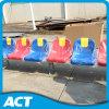 Asientos plásticos de la gimnasia