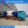 Bom desempenho HOWO 15cbm 15000litros depósito de GPL montado Bobtail Elevadores para o mercado da Tanzânia