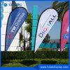 Heiße im Freien Aluminiumausstellung-Markierungsfahnen-Pole-Fahnen-Bildschirmanzeige (LT-17C)
