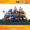 2015 Apparatuur van de Speelplaats van de Kinderen van de Reeks van het ruimteSchip de Openlucht (SP-07801)