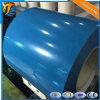 Lamiera di acciaio galvanizzata ricoperta colore per le mattonelle di tetto