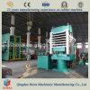 Gummiblatt-flache vulkanisierenpresse-Maschine