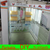Портативно и легко установите стандартную гибкую модульную будочку торговой выставки DIY
