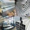 200X400mm galvanizado sección rectangular hueco del acero