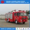 4X2 Dongfeng 거품 10, 필리핀을%s 000liters를 가진 비상사태 화재 구조 트럭
