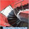 Высшее качество серые абсолютной черного гранита шаги и лестниц
