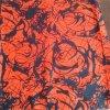 Tela de rayon impressa fonte do fabricante para o vestuário das mulheres da forma