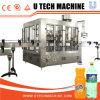 Machine d'embouteillage de scintillement de l'eau carbonatée de gaz