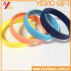 Kundenspezifische Silikon-Handgelenk-Band-und Form-Armbänder
