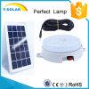 6V3w 9PCS-LED más que 10h la iluminación - control ligero Lamp+Cable-5m solar SL1-3W