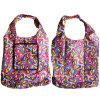 Zachte 210d het Winkelen van de Totalisator van de Polyester Vouwbare Zakken voor Dames (YY210SB008)