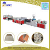 WPC geben den Schaumgummi lamellierten Panel-Plastikstrangpresßling frei, der Maschine herstellt