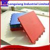 Glatte Plastikfußboden-Glasur-Oberflächen-Fußboden-Rollen-Eislauf-Bodenbelag-Korn-Muster-Oberfläche Sports Bodenbelag
