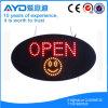 Muestra abierta oval de la energía LED del ahorro de Hidly