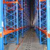 Rayonnages de stockage automatique avec système de logistique