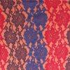 Горячая химически ткань шнурка вышивки для платья