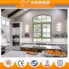 Weiye thermischer Bruch-Aluminiumflügelfenster-Fenster-Vielzahl von Methoden sich zu öffnen