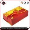 La impresión de logotipo personalizado caja de embalaje de papel para regalo