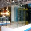 6/12air/6, bas panneaux en verre isolés par E pour des bâtiments