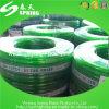 Boyau de jardin flexible transparent de PVC pour l'irrigation de l'eau avec la qualité