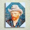 Картина маслом напечатанная на холстине (OP0003)