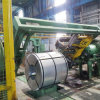 Sealless automático a través de banda de acero de la bobina máquina flejadora