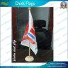 Drapeau de bureau en bois 6X9 , drapeau de table (NF09W01013)