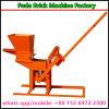 Máquina pequena do bloco Qmr2-40 da maquinaria de China Fuda
