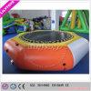 PVC del bene durevole 0.9mm che salta il trampolino gonfiabile dell'acqua per il parco di divertimenti