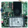 Intel 1037u Ultra-Thin HTPC Motherboard