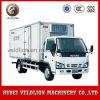 Isuzu 2 10 20販売の肉そして魚のためのトンによってフリーザーのFotonの冷やされている小型冷凍Small RefrigeratorヴァンBox Truck