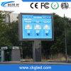 P16mmのすくいの広告のための屋外のSingle_Column固定LEDの掲示板