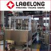 Mini chaîne de production automatique de machine/de mise en bouteilles de remplissage de boisson/jus