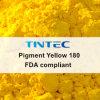 Pigmento giallo 180 per plastica con le proprietà eccellenti