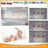고품질 좋은 흡수 & 탄력 있는 마술 테이프 처분할 수 있는 아기 기저귀