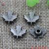 단풍잎 디자인을%s 가진 합금 청바지 단추 리베트