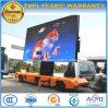 Rimorchio di pubblicità mobile pratico di Commecial del piccolo camion del LED