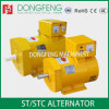 100% de cobre 7,5 kw alternador monofásico de St