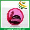 Qualität kreisförmiger transparenter Belüftung-Kosmetik-Beutel
