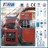 Tonvaの機械か最も安いプラスチック吹く機械を作る安く半自動水差しのブロー形成機械かペットびん