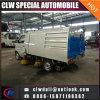 Camion promotionnel de balayeuse de route 5cbm d'usine petit avec des balais à vendre