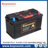 Bateria do preço 12V 100ah da bateria de carro 100ah bateria recarregável 12V da melhor