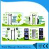 Détecteur de métaux de cadre de porte de 999 sensibilités avec 33 zones indépendantes