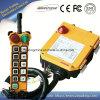 China Proveedor de oro F24-10S grúa torre de control remoto inalámbrico