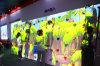 Heißes Verkaufs-Kind-Spielplatz-Geräten-kletternde Wand
