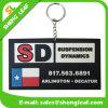 Supply Custom Rubber Soft PVC Key Chain (SLF-KC015)
