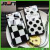 Red de la simplicidad o caja del teléfono del diseño del PUNTO para el iPhone (RJT-A075)