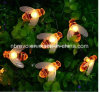 30LED Solar Jardín Halloween las abejas de las luces de la cadena (RS1032-30)